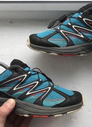 Salomon 37p трекинговые кроссовки оригинал