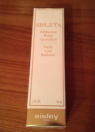 Sisley крем от морщин сыворотка 30мл daily line reducer оригинал vip франция sisleya