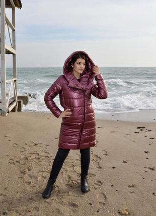 Куртка одеяло евро  дэми супер стильная и тёплая водонепроницаемая супер качество