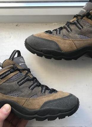 Salomon vintage трекинговые ботинки 38-39з оригинал
