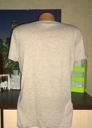 Блуза кофточка топ из коттона и шифона next2 фото