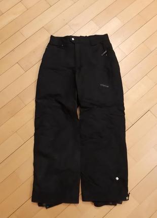 Горнолыжные брюки штаны columbia titanium раз. m - l