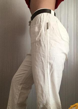 Белые штаны кюлоты от columbia