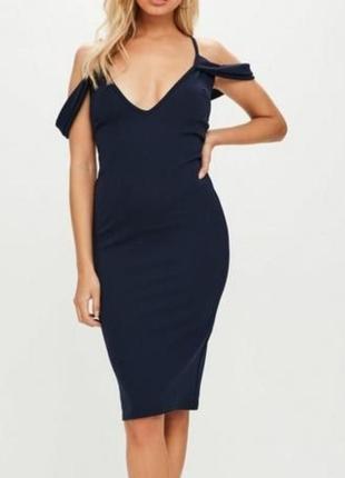 Шикарна міді сукня missguided