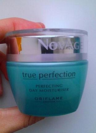 Дневной увлажняющий крем для совершенства кожи novage true perfection 251 фото