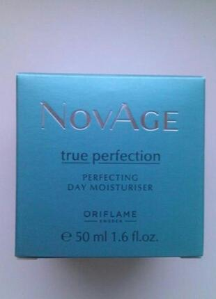 Дневной увлажняющий крем для совершенства кожи novage true perfection 252 фото
