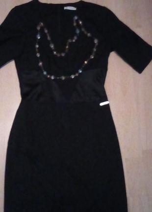 Брендовое платье для деловой леди