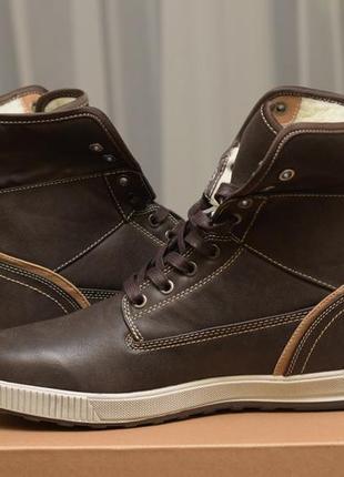 Мужские ботинки высокие unionbay демисезон