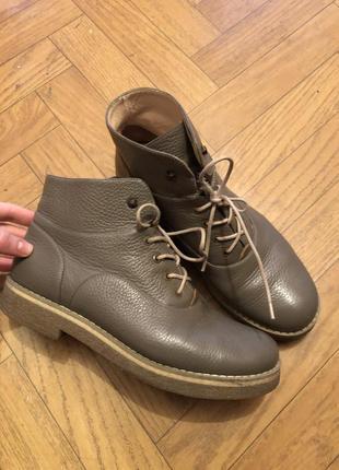 Челси ботинки сапоги дезерты шнуровка kacharovska {смотрите другие объявления много обуви}