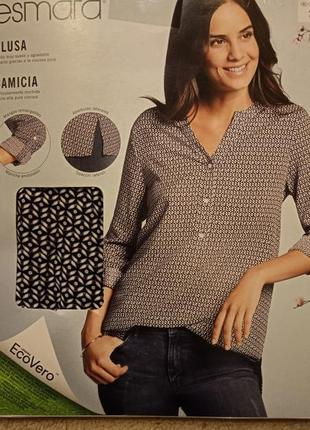 Новая блуза, туника esmara 14-16 рр.