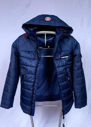 "Куртка весенняя на мальчика ""алик"""