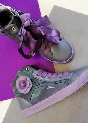 Хайтопи ботинки geox
