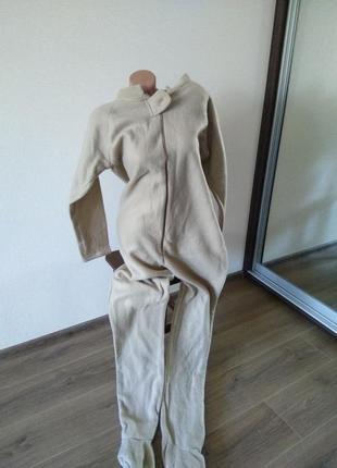 Комбинезон домашняя одежда пижама