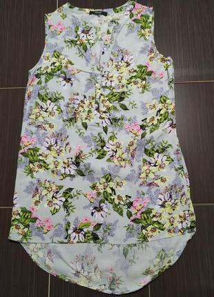 Стильная ассиметричная блуза