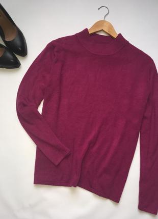 Базовый джемпер / яркий свитерок