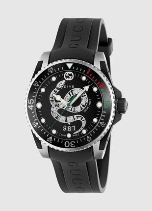 Часы gucci dive, 40 мм