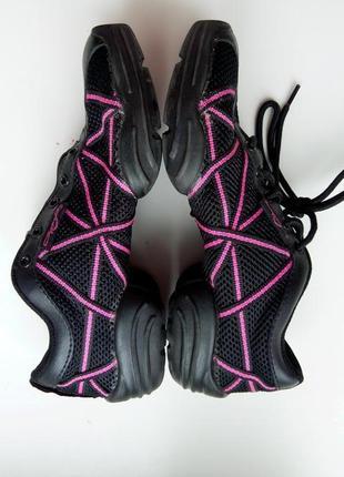 Джазовки обувь для танцев capezio