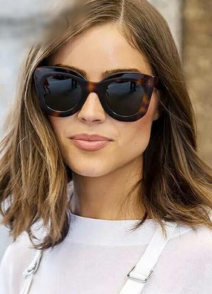 Скидка!новые,стильные,тренд,модные,солнцезащитные очки,поляриз градиент