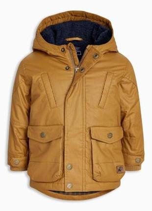 Куртка демисезонная некст next на 1-2 года