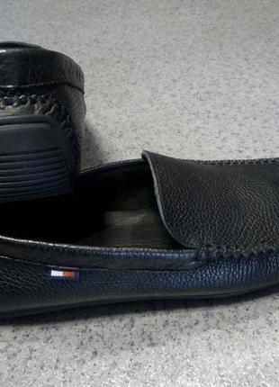 Туфли мужские tommy hilfiger
