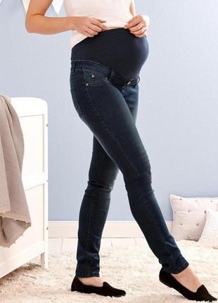 Комфортные джинсы скинни беременным  германия. оригинал !!!