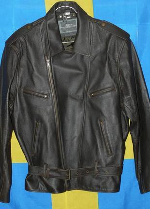Куртка-косуха мужская quelle herren leder classic jacket