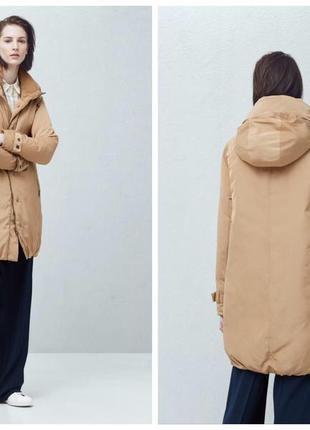 Пуховик - куртка удлиненная mango, s