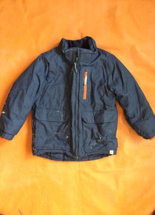 Тёплая курточка для мальчика