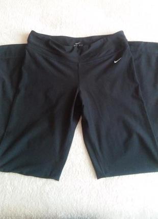 Спортивные брюки-штаны.nike.оригинал.dri - fit.размер м.l