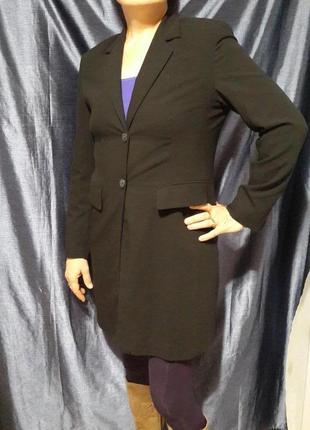 Длинный пиджак, жакет marks&spencer