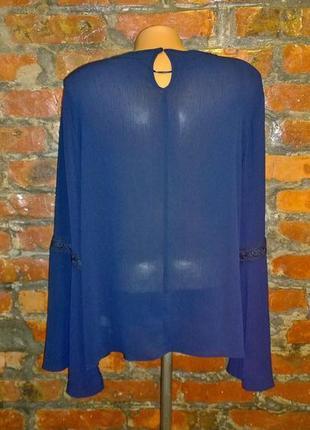 Блуза кофточка топ с рукавами воланами primark3 фото