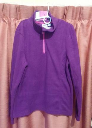 Флисовый свитер от alive 146-152 см