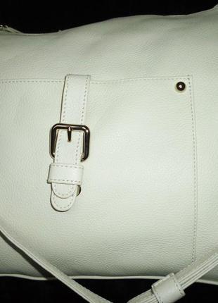 Шикарная большая сумка  натуральная кожа ana blum