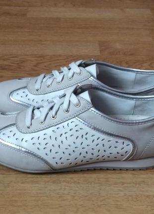Кожаные туфли medicus германия 40 размера в отличном состоянии