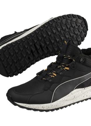 Мужские зимние ботинки, кроссовки, puma, водонепроницаемые,  оригинал