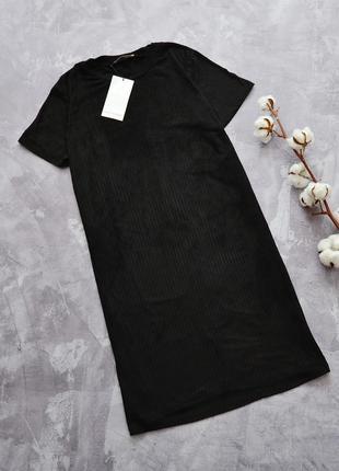 Базовое платье под замш2
