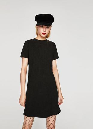 Базовое платье под замш4