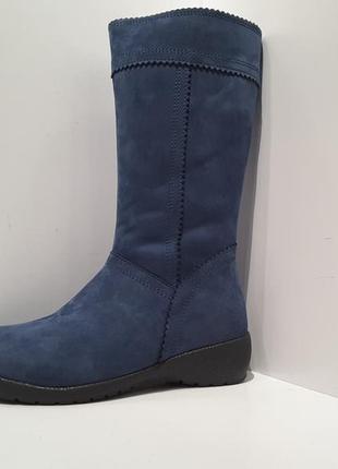 Ботинки сапоги   весна -осень для девочки tifflani  кожа размер 27
