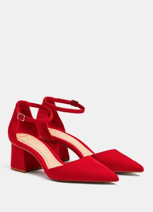 Новые фирменные стильные  туфельки р.37