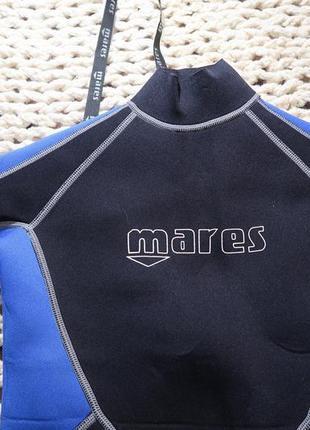 Подростковый гидрокостюм mares для занятий серфингом, водными лыжами и пр.