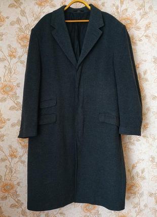 Jeff banks. классное мужское пальто. на бирке- xl р-р.