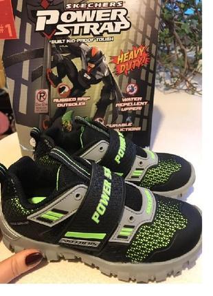 Skechers демисезонные кроссовки непромокайки оригинал 29 и 33 размеры 8b7e17fe83b