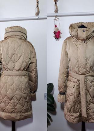 Пуховик, пальто max mara