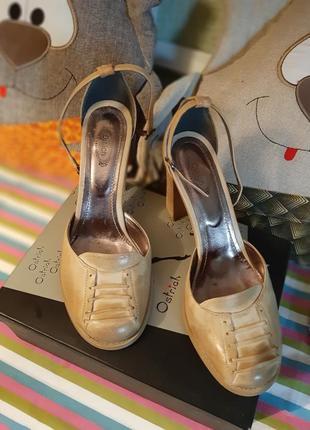Туфли ostrich 39 р4 фото