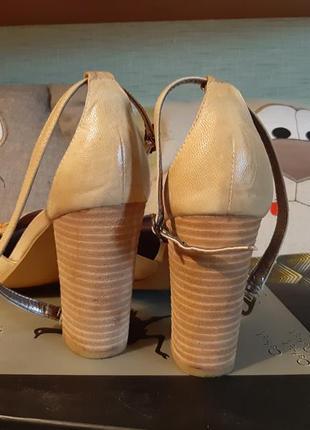 Туфли ostrich 39 р5 фото