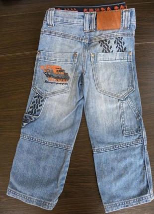 Модные джинсы для парня2 фото