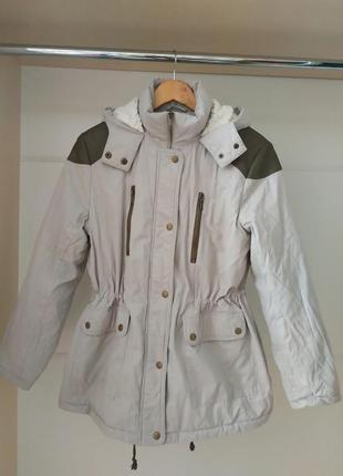 Зимняя куртка-парка incity