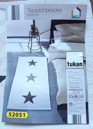 Прикроватный коврик из хлопка размер 70х140 см, 37-59 ю