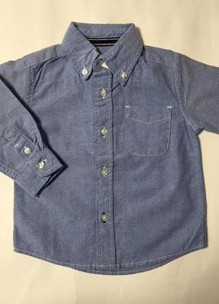 Фирменная рубашка на год-полтора, оригинал сша