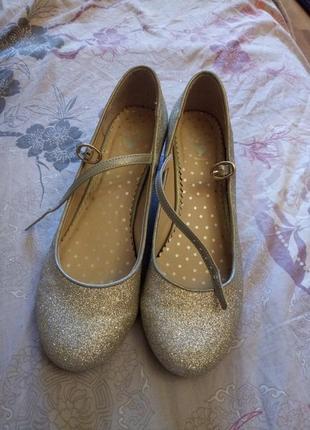Шикарные туфли bluezoo, для танцев и на каждый день